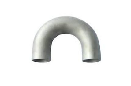 """Hastelloy C276 Short Radius Return Bend Available up to 24"""" NB in smls and 42"""" NB in welded Range"""