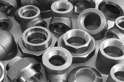 ASTM A182 Alloy Steel F5 Forged Fittings