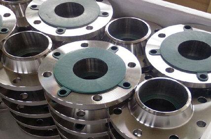 ASTM A182 Alloy Steel F5 Socket Weld Flanges
