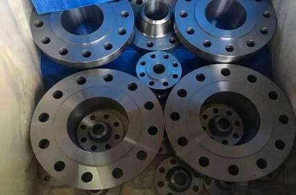 ASTM A182 Duplex Steel UNS S32205 Flange