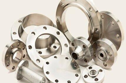 ASTM A182 Super Duplex Steel UNS S32760 Flange
