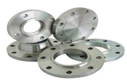 ASTM A182 Duplex Steel UNS S31803 Flange