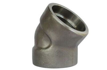 ASTM A182 SS 316 Forged 45 Degree Elbow