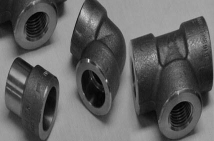Alloy Steel ASTM A182 F9 Socket Weld Cros