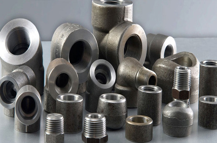 Aluminium Alloy 6063 Forged Fittings