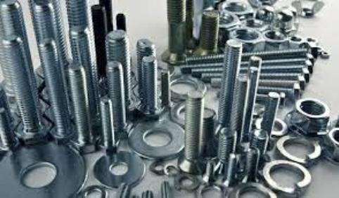 Aluminium UNS A96061 Square fasteners