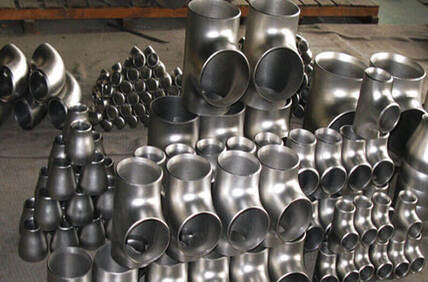 ASTM A815 Super Duplex Steel UNS S32750 Pipe Fitting