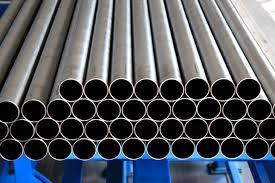 Titanium Grade 5 seamless tubes
