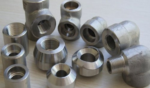 Titanium Grades 2 Forged Fittings