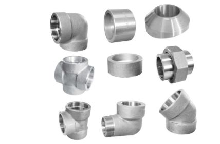 ASTM A182 ALLOY STEEL F91 FORGED FITTINGS