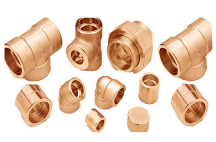 ASTM B466 COPPER NICKEL 90/10 PIPE FITTING