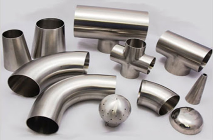 Aluminium Alloy 6082 T6 Pipe Fittings