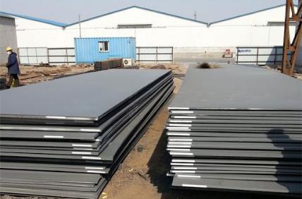 Corten Steel S355K2G1W Plates/Sheets