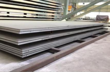 Corten Steel S355K2G2W Steel Plate