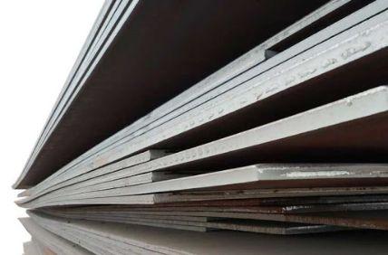Corten Steel S355J2G1W Plates