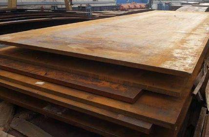 Corten Steel S355JOWP Plate